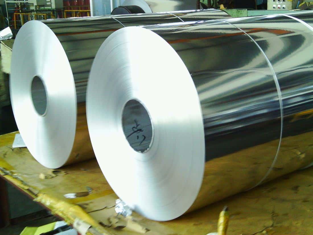 alu foil packaging