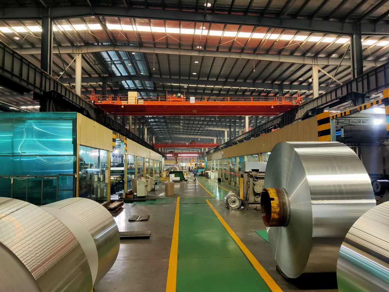 5052 Aluminium Foil Manufacturer